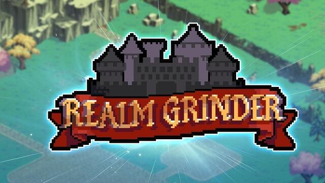 Realm Grinder Clicker Game